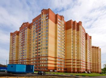 Новостройка ЖК Мичуринский квартал